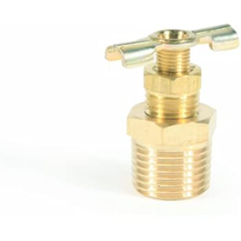 Camco 1/2 Inch 11703 Drain Valves-1/2