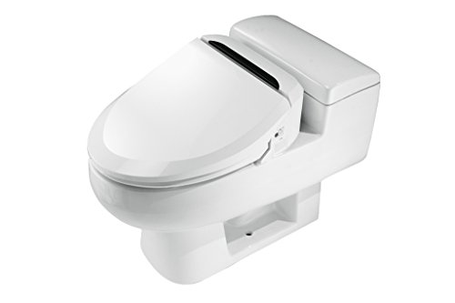 Sensational Uspa Ub 6035R Warm Water Bidet Toilet Seat Dual Nozzle Heated Seat Air Dry Free Accessory Gift Package Included Small Spiritservingveterans Wood Chair Design Ideas Spiritservingveteransorg
