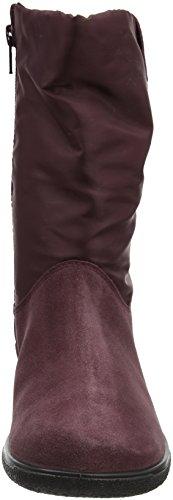 Hotter Orla, Stivali da Neve Donna Viola (Maroon 042)