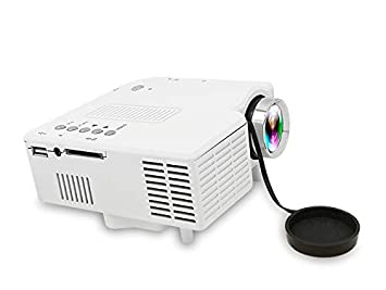 Mini Proyector Proyector De Ocio, Bolsa De Transporte Y Cable HDMI ...