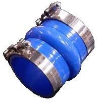 TurboXS txs-T55-61 T Clamp Stainless Steel (55-61Mm/2.16-2.4In), 1 Pack