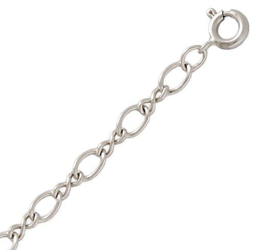 Rembrandt Charms 7'' Charm Bracelet, Sterling Silver
