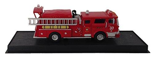 Mack CF Pumper USA Fire Truck Diecast 1:64 Model (Amercom...