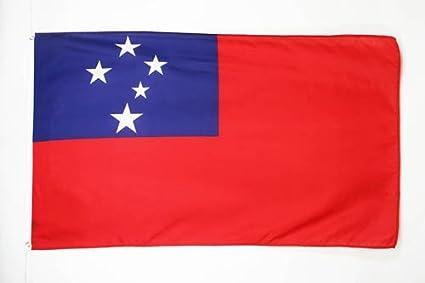 AZ FLAG Bandera de FIYI 150x90cm Bandera FIYIANA 90 x 150 cm