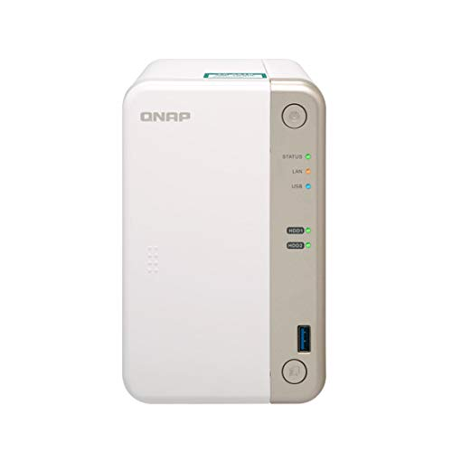 QNAP Bay Home/SOHO NAS with PCIe Expansion (4GB RAM Version) (TS-251B-4G-US) by QNAP (Image #4)