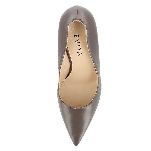 Glattleder Natalia Pumps Evita Damen Shoes FAxcS0T