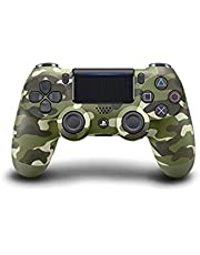 Sony CUH-ZCT2G 16 DUALSHOCK4 wireless controller, Green Camouflage