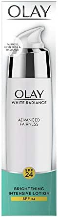 Olay White Radiance Advanced Whitening Brightening Intensive Skin Lotion, 75ml