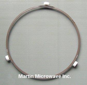 Para microondas y hornos GE rodillo cilindro de rotación de anillo ...
