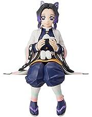 Demon Slayer Volume 9 Shinobu Kocho Figure-Anime Characters Figure Decor Anime Statue Model PVC Doll Ornament for Bedroom Bedside Living Room