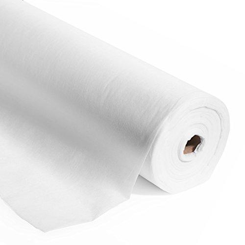 White Flame Retardant Gossamer, 60' x 25 yards