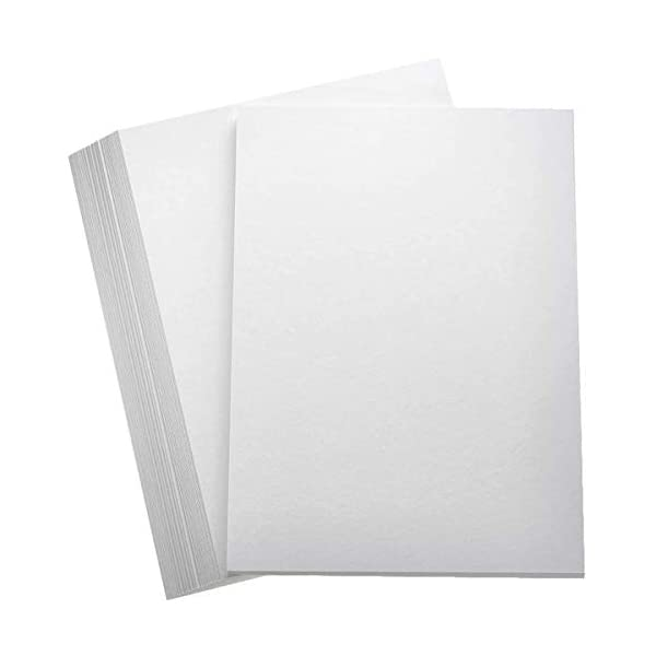 B-ON-TRENDS Multipurpose Copy Printer Paper - White, A4 Size 8.5 x 11 Inches, 1 Ream (500 Sheets), 70 GSM by Foris Premium Prints