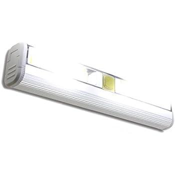 Magnetic Under Cabinet Led Light Bar Super Bright Cob