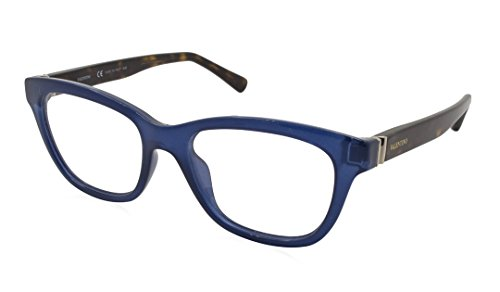 Galleon - Valentino Rx Eyeglasses - V2700 Blue / Frame Only With ...