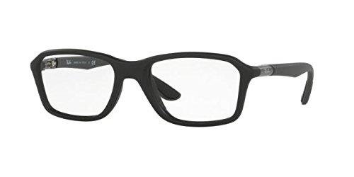 Ray-Ban RX8952 Eyeglasses Matte Black - Matte Ban Ray Eyeglasses Black
