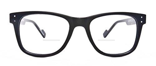 Retro Eyeworks Superflex Wayfarer Bifocal Anti-glare Reading Glasses 51-19 MM 1.5x - Sunglasses Prescription Seattle