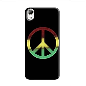 Cover It Up - RYG Peace Desire 626 Hard Case
