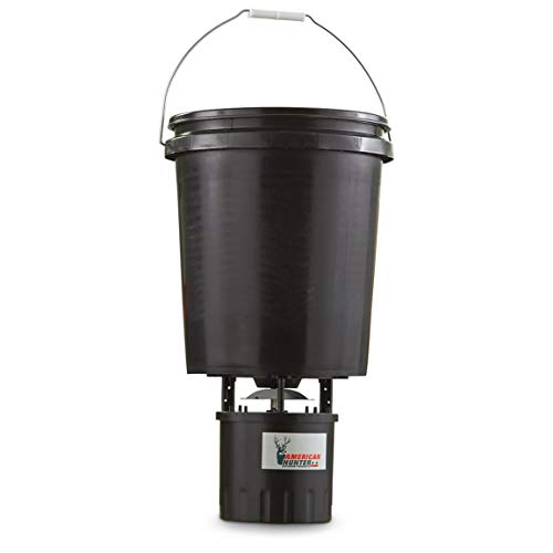 AMERICAN HUNTER 5-Gallon Digital Hanging Bucket Feeder