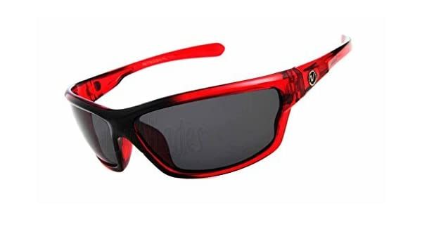 f338aca210 Amazon.com  Nitrogen Polarized Sunglasses Mens Sport Running Fishing  Golfing Driving Glasses-Red by Nitrogen  Home   Kitchen