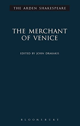 Book cover for The Merchant of Venice