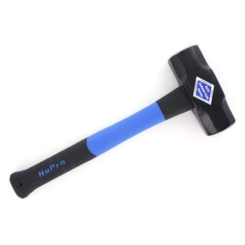 Nupla Sledge Hammer (Nupla 25804 8 lb Nupro Blacksmith's Double-Face Sledge Hammer)