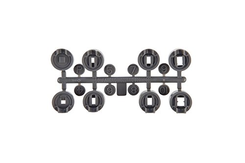 GREY Low Angle Nozzle Rack for PGP-ADJ Series