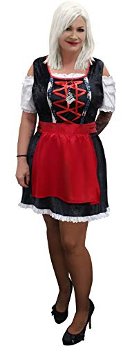 Beer Maiden Wench Plus Size Halloween Costume Basic Kit 0x/XL]()