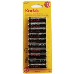 Kodak AA Batteries 10 pk: Amazon.co.uk: Electronics