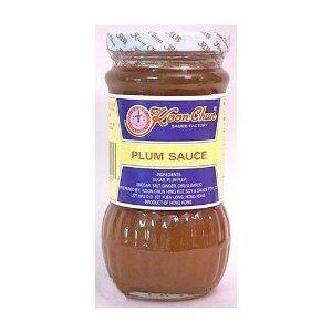 Plum Sweet Sauce - Koon Chun Plum sauce - 15 oz x 2 jars