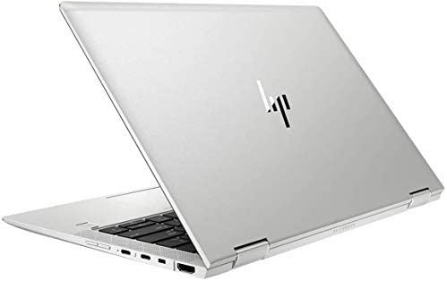 "HP Elitebook 1030 X360 G2 2-in-1 13.3"" Full HD FHD(1920x1080) Touchscreen Business Laptop (Intel i7-7600U, 8GB RAM, 512GB PCIe NVMe SSD) Backlit, Thunderbolt, Fingerprint, Windows 10 Pro (Renewed)"