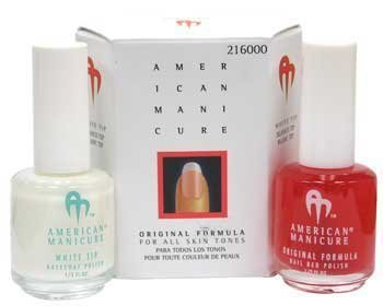 American Manicure Kit Original Formula Kit Tip