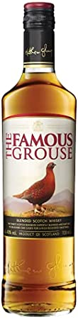 The Famous Grouse Whisky Escoces, 700ml