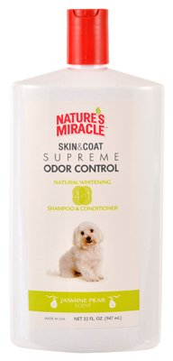 Natures Miracle Supreme Odor Control Whitening