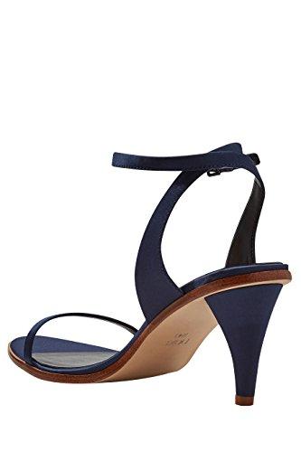 next Mujer Sandalias Tiras Finas Verano Calzado Verano Calzado Azul Marino