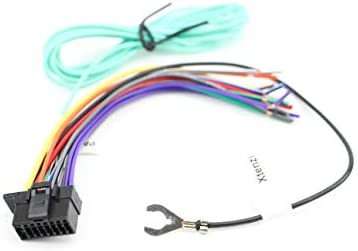 [SCHEMATICS_4PO]  Amazon.com: Xtenzi 16 Pin Car Radio Wire Harness Compatible with Sony CD  DVD Navigation in-Dash - XT91040 | In Dash Dvd Player Wiring Diagram |  | Amazon.com