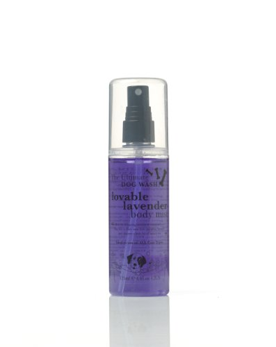 House of Paws Lovable Lavender Dog Coat Spray (125ml)