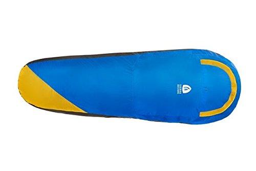 Sierra Designs Backcountry Bivy Yellow/Blue, Regular