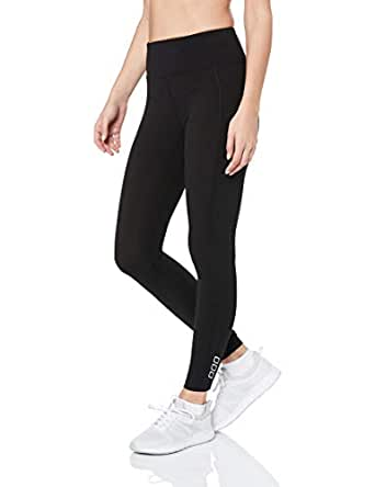 Lorna Jane Women's Ultimate Support F/L Tight/Ultimate Support F/L Tight, Black, XS