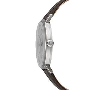 Bulova Reloj Analogico para Hombre de Cuarzo con Correa en Piel 96B242 4