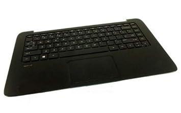 HP 732298-071 Carcasa con Teclado Refacción para Notebook ...