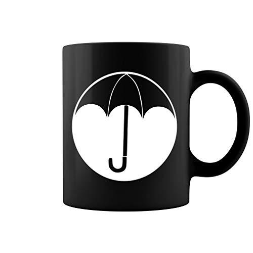 Academy Mug - The Umbrella Academy Ceramic Coffee Mug Tea Cup (11oz, Black)