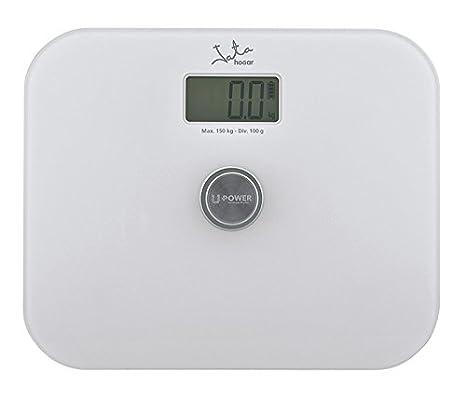 Jata Hogar 499 - Bascula electronica ecologica U-Power, generacion de energia automatica: Amazon.es: Salud y cuidado personal