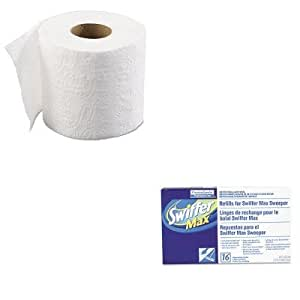 Kitbwk6145pag37109 value kit procter amp gamble professional refill cloths Boardwalk 6145 bathroom tissue