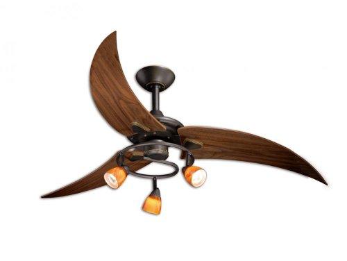 vintage looking ceiling fan - 9