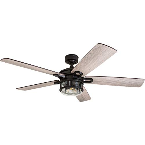 Honeywell Ceiling Fans 50690-01 Bontera, 52 inches, Bronze
