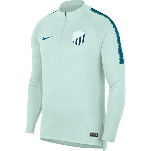 Nike ATM m NK Dry sQD coutil T-Shirt Top – , Homme, MultiCouleure (Igloo vert Abyss vert Abyss)