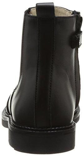 Start Rite Marlow Jungen Stiefel Schwarz - Noir (Black Leather)