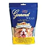 Dog Supplies Gourmet Wraps Banana And Chicken