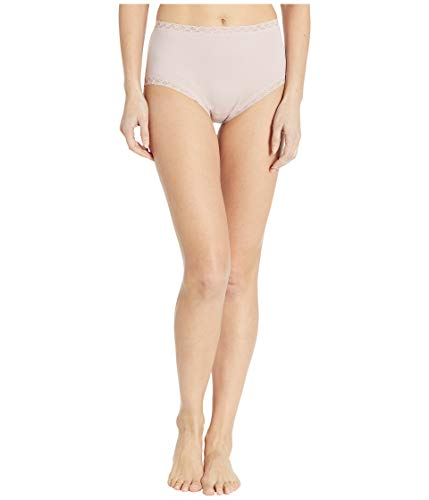 Natori Women's Bliss: Full Brief, Rose Beige, Medium ()