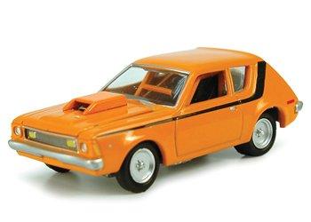 Johnny Lightning 71 AMC Gremlin Funny Car - Classic Plastic